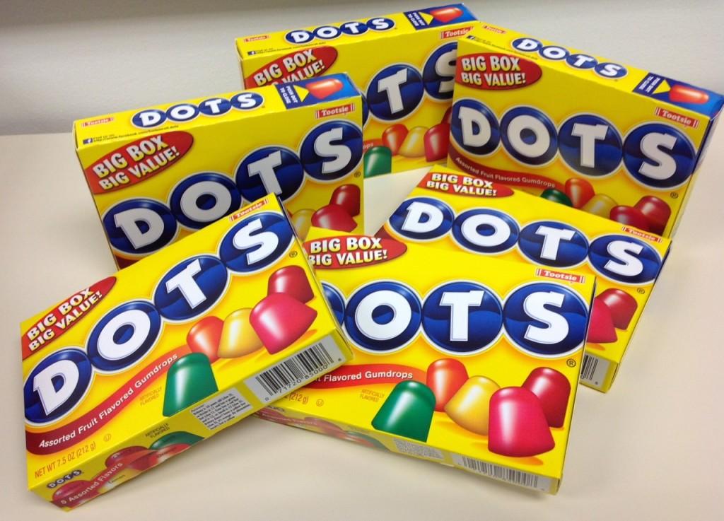 Yum - Dots!