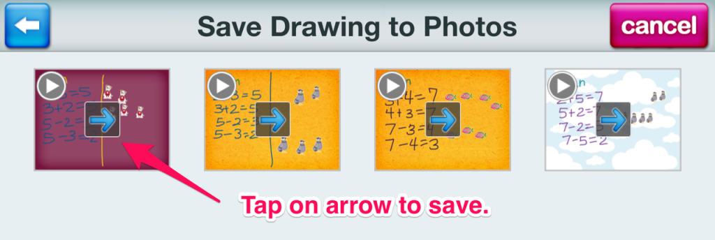 draw and tell 2